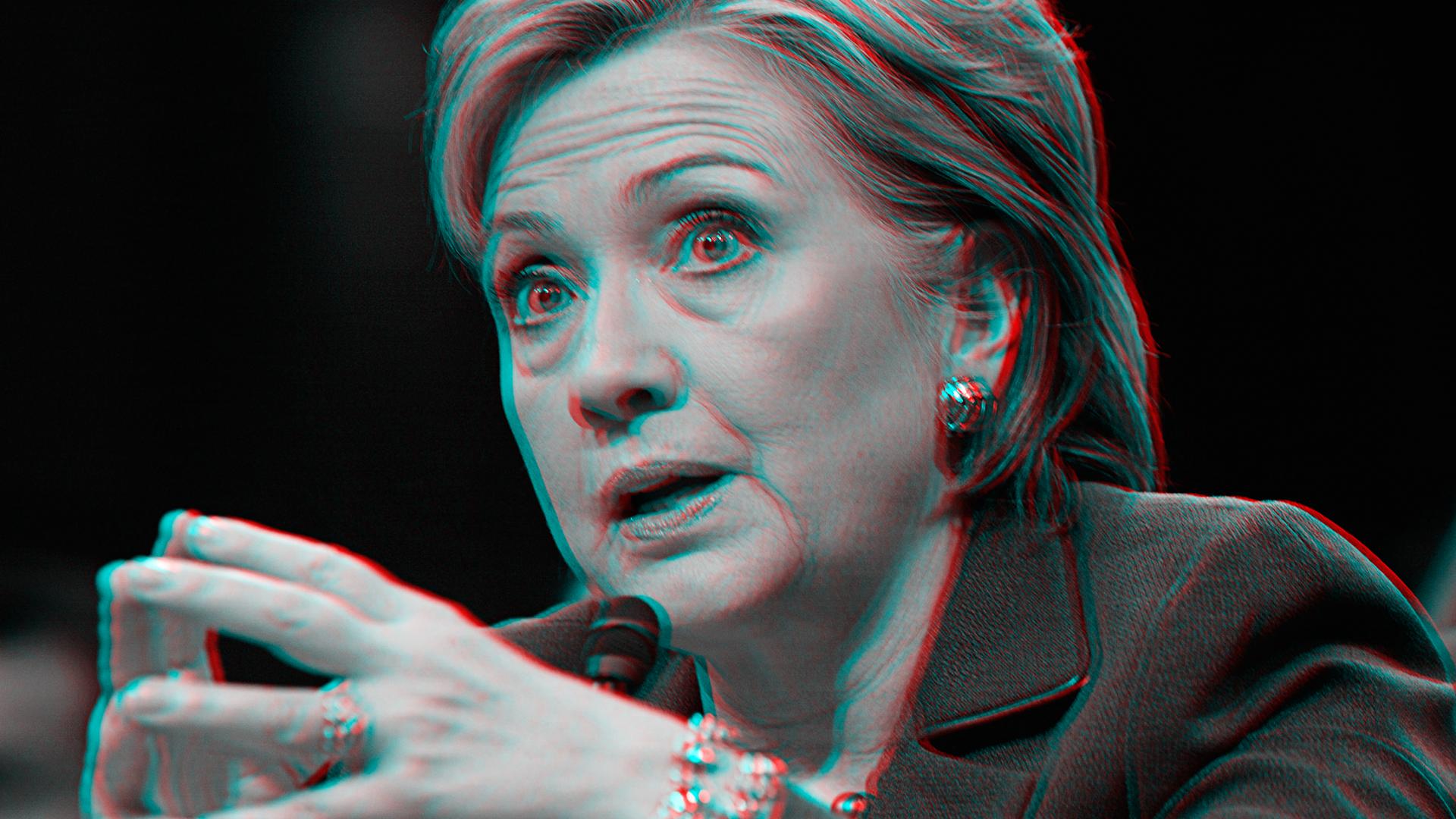 Hillary-ringleader
